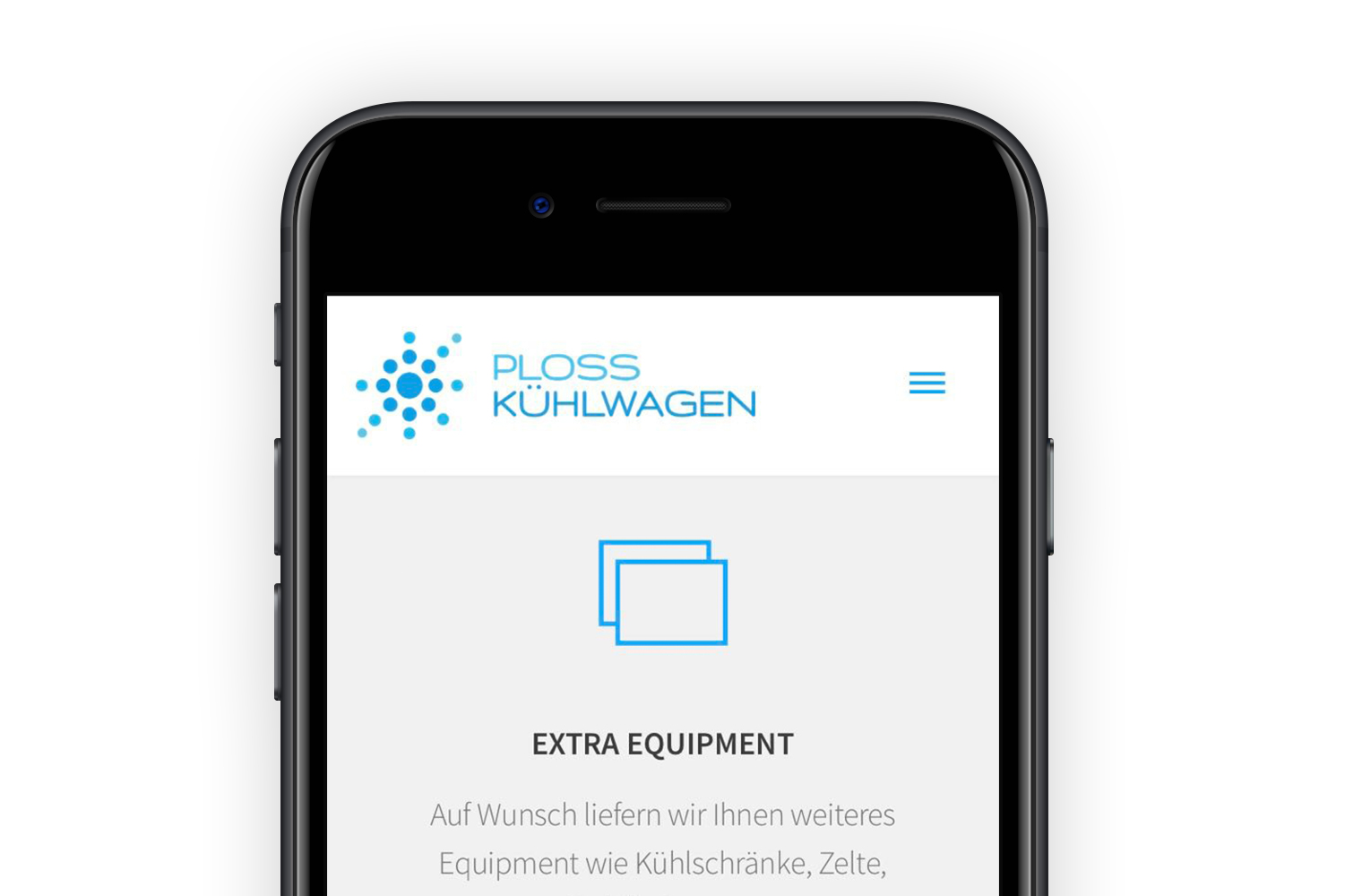 RIS Web- & Software Development - Projekt - Kühlwagen Ploss