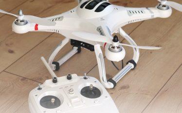 RIS Web- & Software Development - Paketlieferungen bald mit Drohnen?