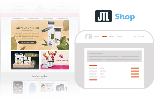 RIS Web- & Software Development - JTL-Service - JTL-Shop