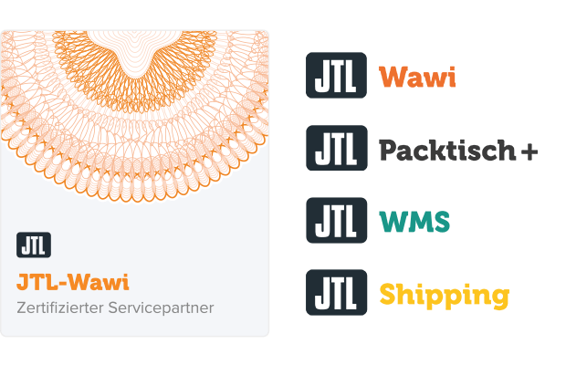 RIS Web- & Software Development - JTL Wawi - Support
