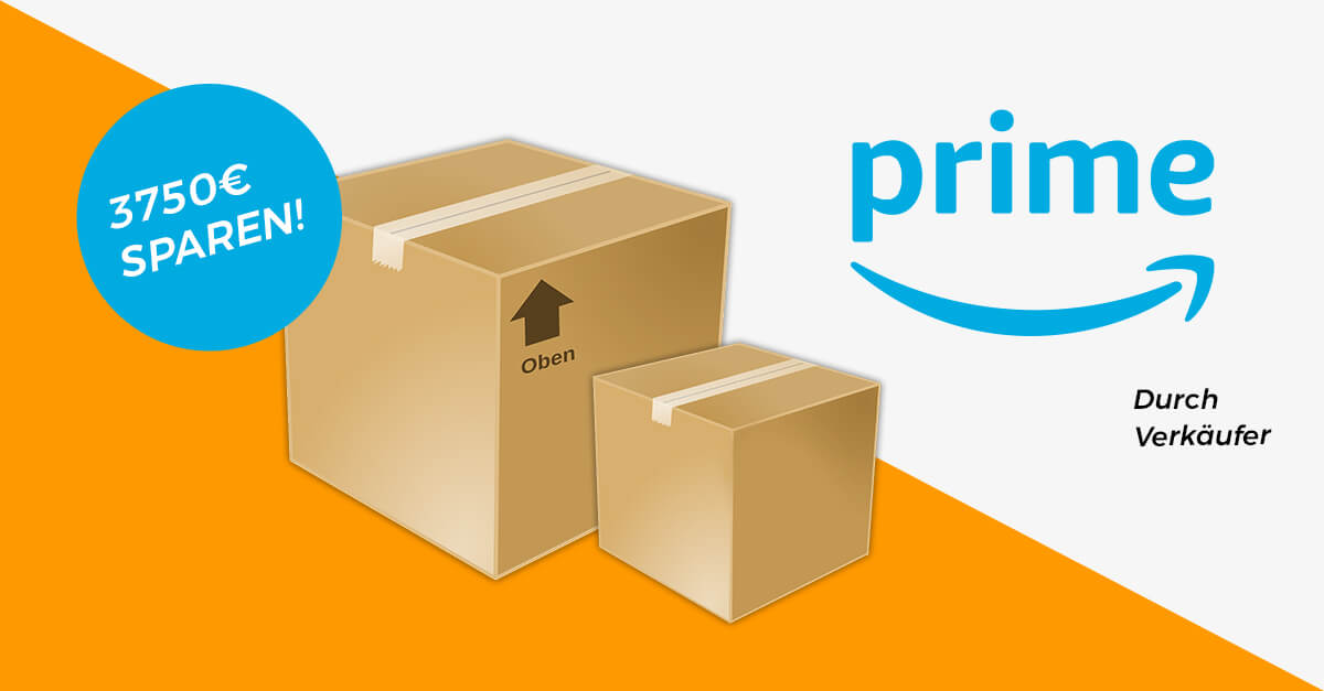 RIS Web- & Software Development - Amazon Prime durch Verkäufer