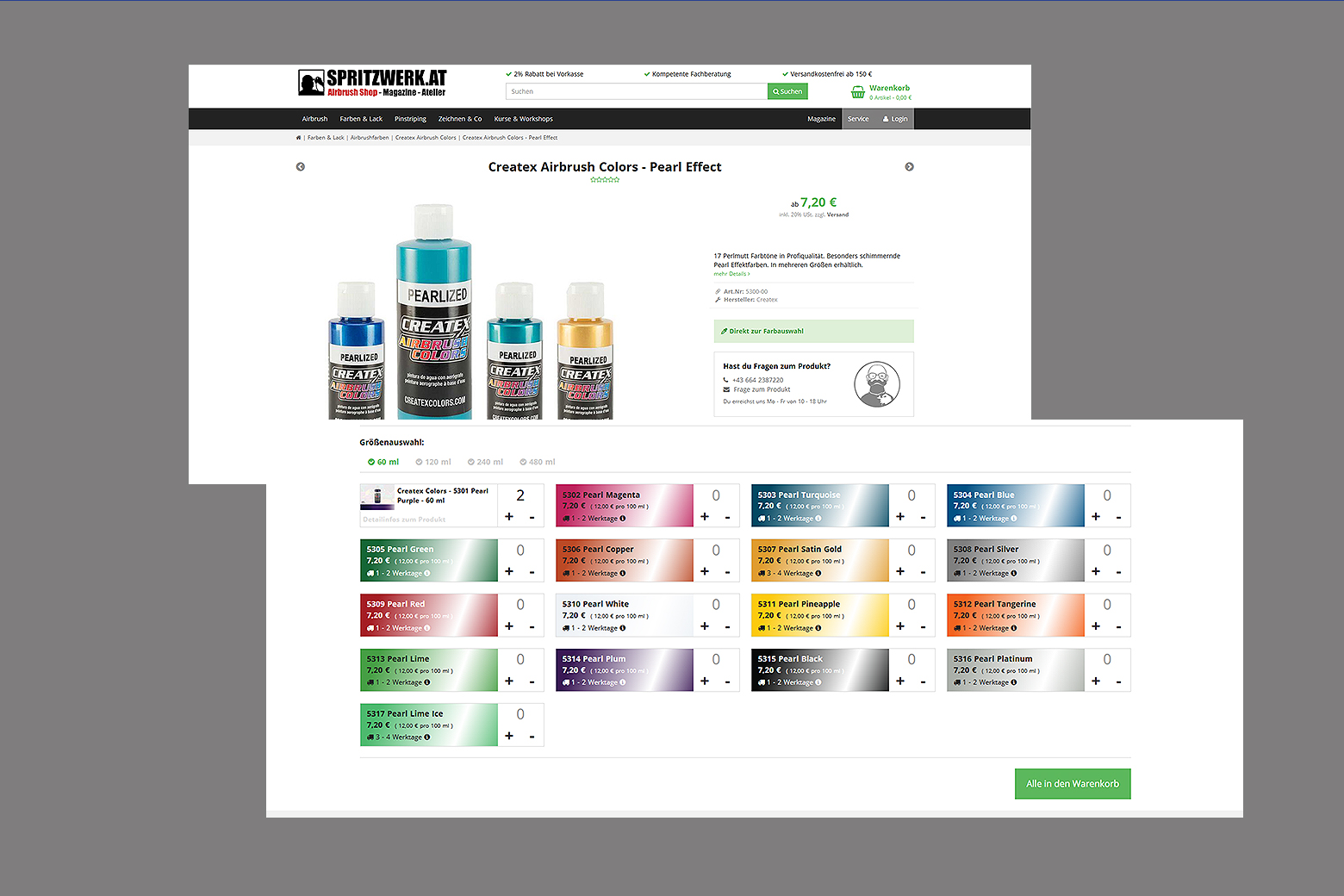 RIS Web- & Software Development - Projekt - spritzwerk.at